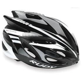 Rudy Project Rush Mips Helmet Black-White Shiny